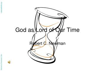 God as Lord of Our Time