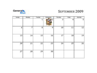 September 2009