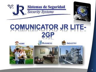 Comunicator  JR lite-2gp