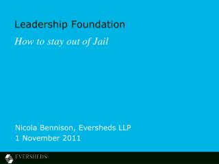 Leadership Foundation
