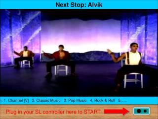 Next Stop: Alvik