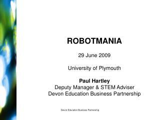 Devon Education Business Partnership