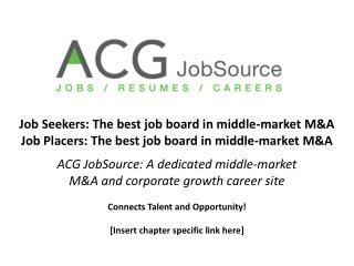 JobSource ChapterPromoSlides 091410