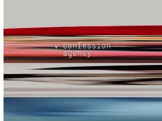 V confession agency  - эксперт в области фандрайзинга и построения имиджа бизнеса на территории современной культуры и