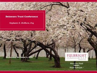 Delaware Trust Conference