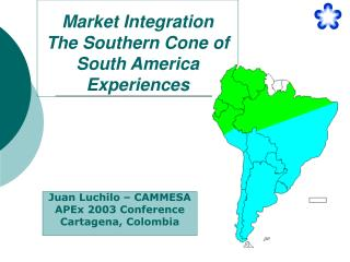 Market Integration The Southern Cone of South America Experiences