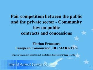 http://europa.eu.int/comm/internal_market/publicprocurement/ppp_en.htm