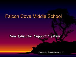 Falcon Cove Middle School