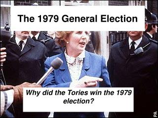 The 1979 General Election