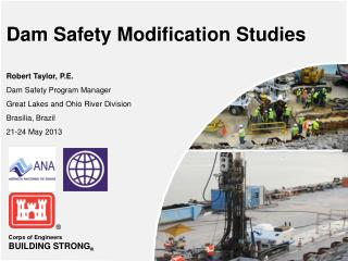 Dam Safety Modification Studies