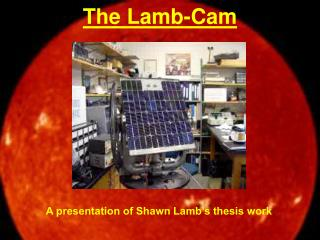 The Lamb-Cam