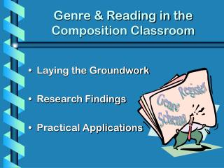 Genre & Reading in the Composition Classroom