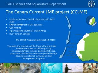 The Canary Current LME project (CCLME)