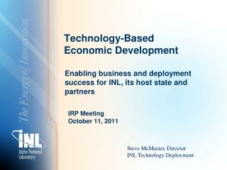 Technology-Based  Economic Development