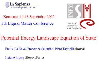 5th Liquid Matter Conference