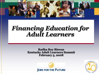 Financing Education for Adult Learners