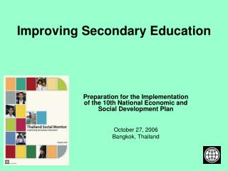 Improving Secondary Education