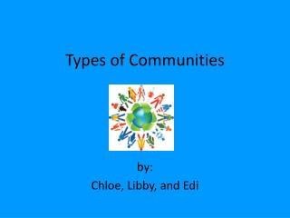 Types of Communities