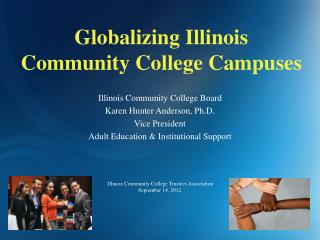 Globalizing Illinois Community College Campuses
