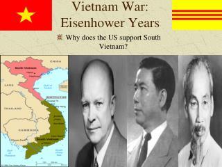 Vietnam War: Eisenhower Years