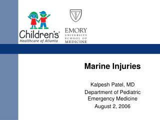 Marine Injuries