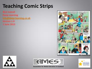 Teaching Comic Strips