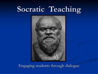 Socratic  Teaching