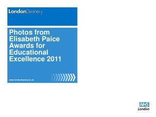 Photos from Elisabeth Paice Awards for Educational Excellence 2011