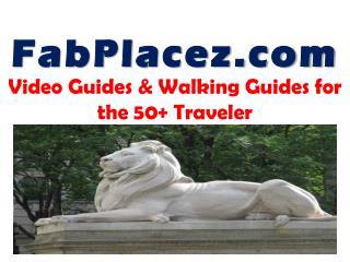FabPlacez.com - Walking Tour of Paris