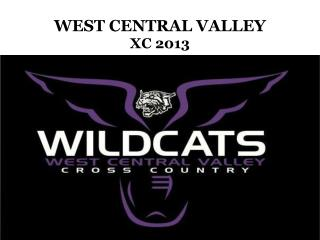 WEST CENTRAL VALLEY