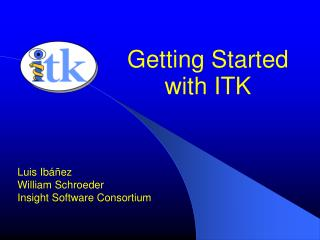 Getting Started with ITK