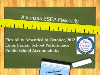 Arkansas ESEA Flexibility