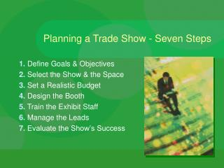 Planning a Trade Show - Seven Steps