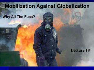 Mobilization Against Globalization