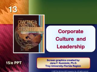 Corporate  Culture  and  Leadership
