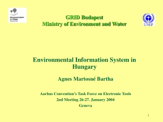 Surface and Environmental Management Tools