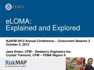 eLOMA:  Explained and Explored