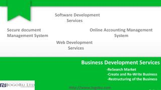 Business Development company,Software development company