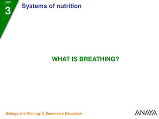 Most people think that, respiration is the process where we take air into our lungs…
