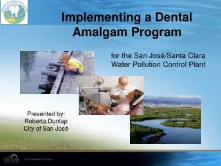 Implementing a Dental  Amalgam Program