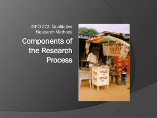 Components of the Research Process
