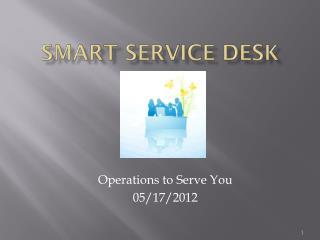 SMART Service Desk