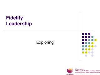 Fidelity Leadership
