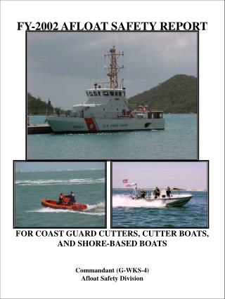 FY-2002 AFLOAT SAFETY REPORT