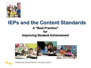 IEPs and the Content Standards