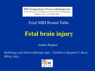 Fetal MRI Round Table