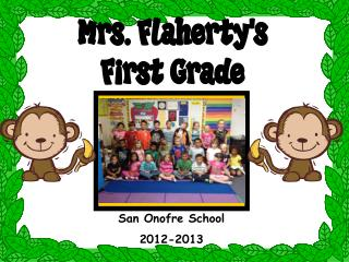 San Onofre School 2012-2013
