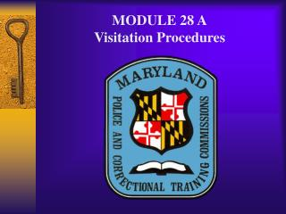 MODULE 28 A Visitation Procedures