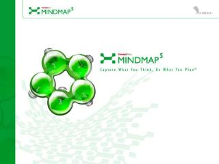 Getting Started With  MINDMAP 5