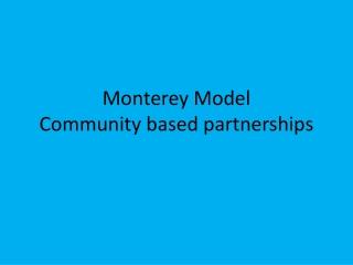 Monterey Institute Of International Studies